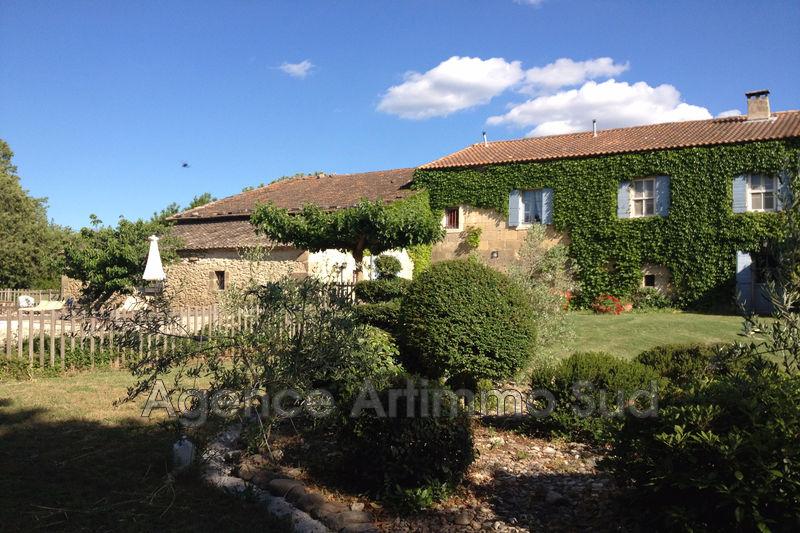 Photo Maison en pierre Saint-Etienne-du-Grès   achat maison en pierre  9 chambres   500m²