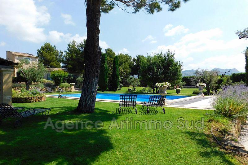 Photo Demeure de prestige Maussane-les-Alpilles Village,   achat demeure de prestige  7 chambres   350m²