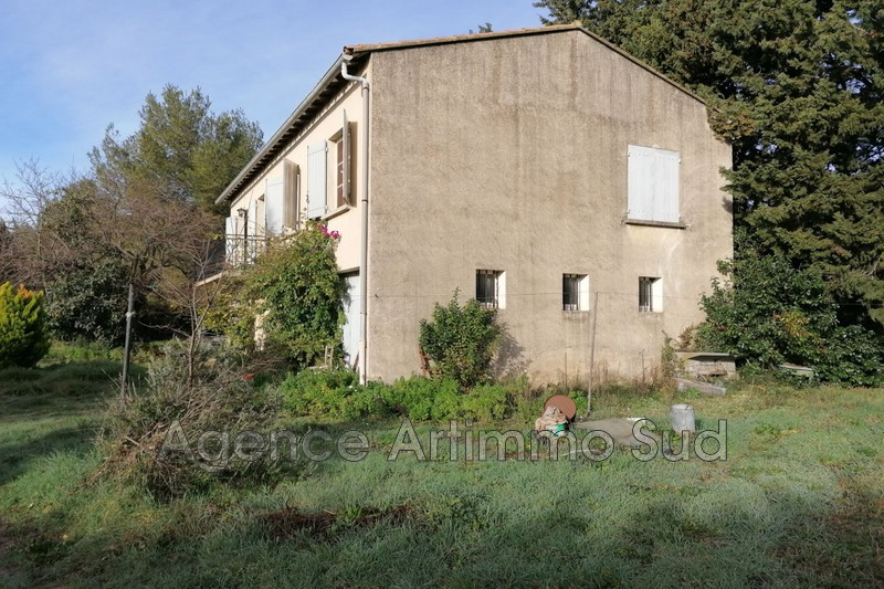 Photo Maison Mouriès   achat maison  4 chambres   130m²