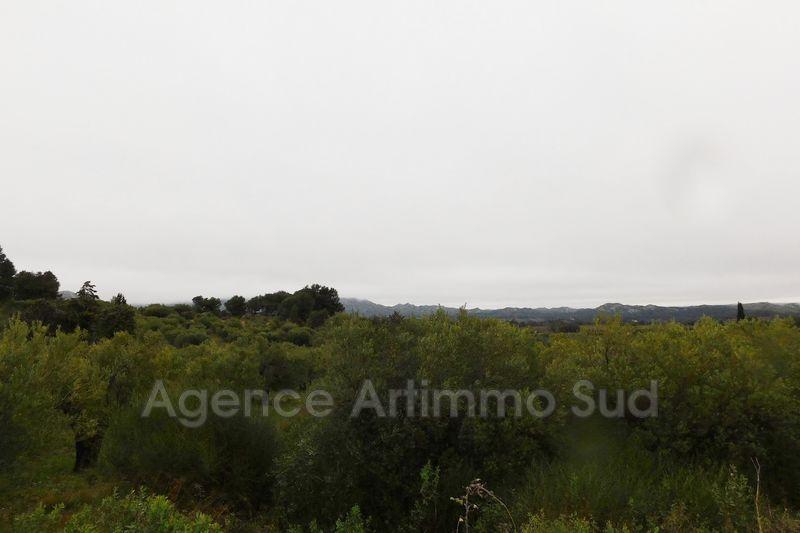 Photo Terrain non constructible Aureille Ceinture verte village,   achat terrain non constructible   2400m²