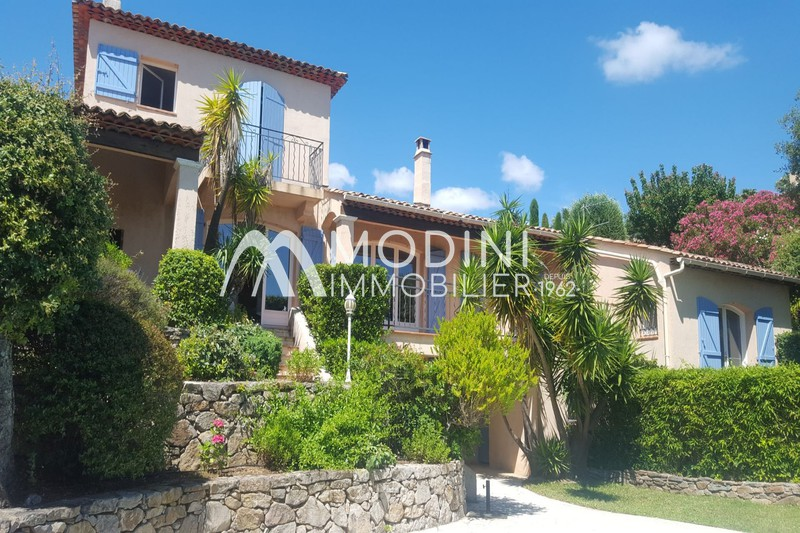 Photo Villa Sainte-Maxime Golf,   achat villa  3 chambres   140 m²
