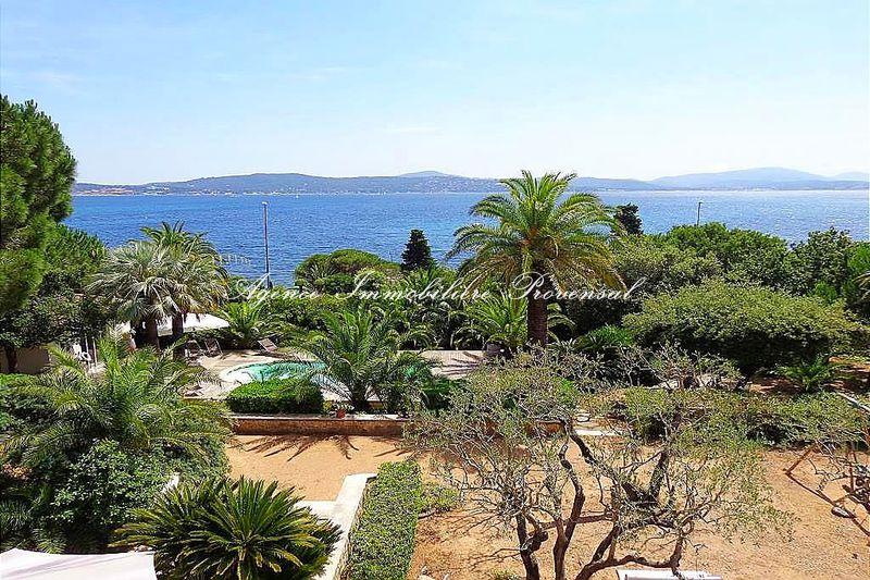 Photo n°1 - Vente Maison villa vue mer et piscine Sainte-Maxime 83120 - 1 785 000 €