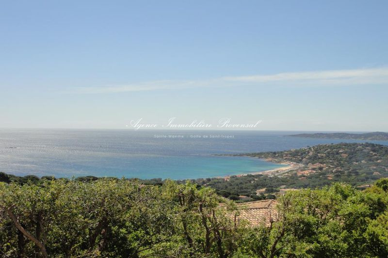 Vente villa avec vue mer Sainte-Maxime  Villa with sea view Sainte-Maxime Nartelle,   to buy villa with sea view  8 bedroom   335 m²