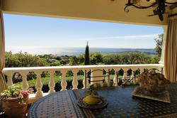 Vente villa avec vue mer Sainte-Maxime Dsc03009