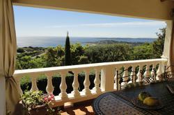 Vente villa avec vue mer Sainte-Maxime Dsc03007