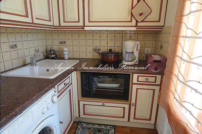 Photo n°4 - Vente Appartement studio cabine Sainte-Maxime 83120 - 125 000 €