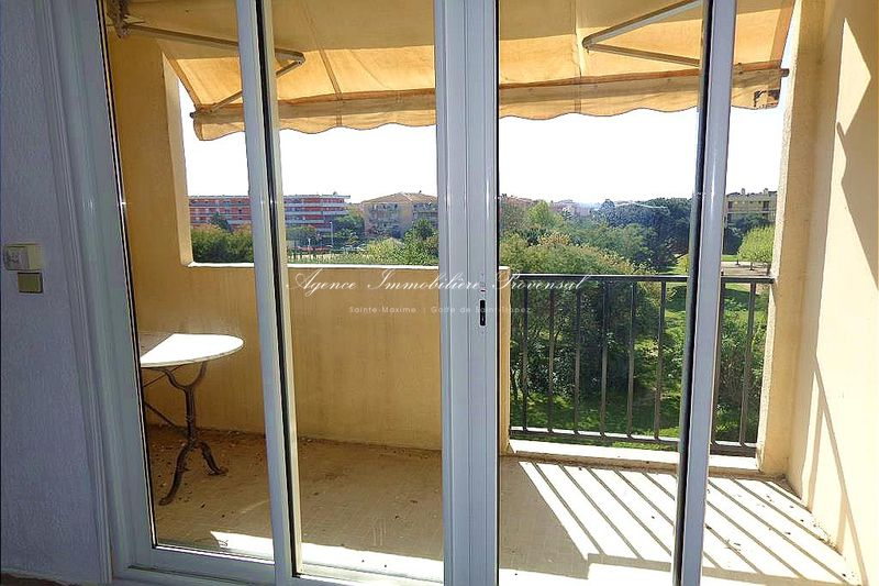 Photo n°1 - Vente appartement Sainte-Maxime 83120 - 159 000 €