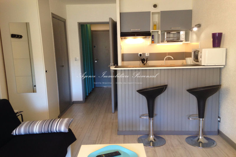 Vente appartement Sainte-Maxime  Apartment Sainte-Maxime Les acanthes,   to buy apartment  1 room   30 m²