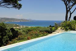 Photos  Maison Villa avec piscine et vue mer à vendre Sainte-Maxime 83120