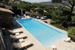 Vente villa avec piscine et vue mer Sainte-Maxime Dsc07156