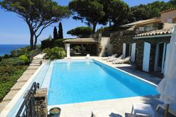 Vente villa avec piscine et vue mer Sainte-Maxime Dsc07145