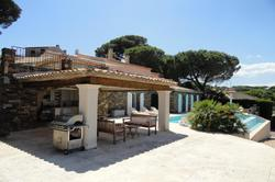 Vente villa avec piscine et vue mer Sainte-Maxime Dsc07148