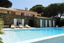 Vente villa avec piscine et vue mer Sainte-Maxime Dsc07175