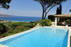Vente villa avec piscine et vue mer Sainte-Maxime Dsc07146