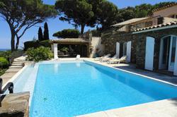 Vente villa avec piscine et vue mer Sainte-Maxime Dsc07143