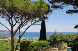 Vente villa avec piscine et vue mer Sainte-Maxime Dsc07157
