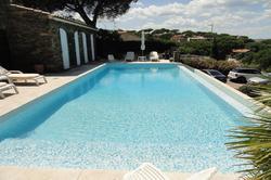 Vente villa avec piscine et vue mer Sainte-Maxime Dsc07140