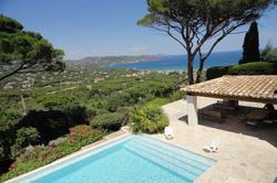 Vente villa avec piscine et vue mer Sainte-Maxime Dsc07155