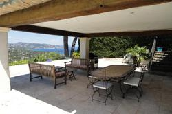 Vente villa avec piscine et vue mer Sainte-Maxime Dsc07147
