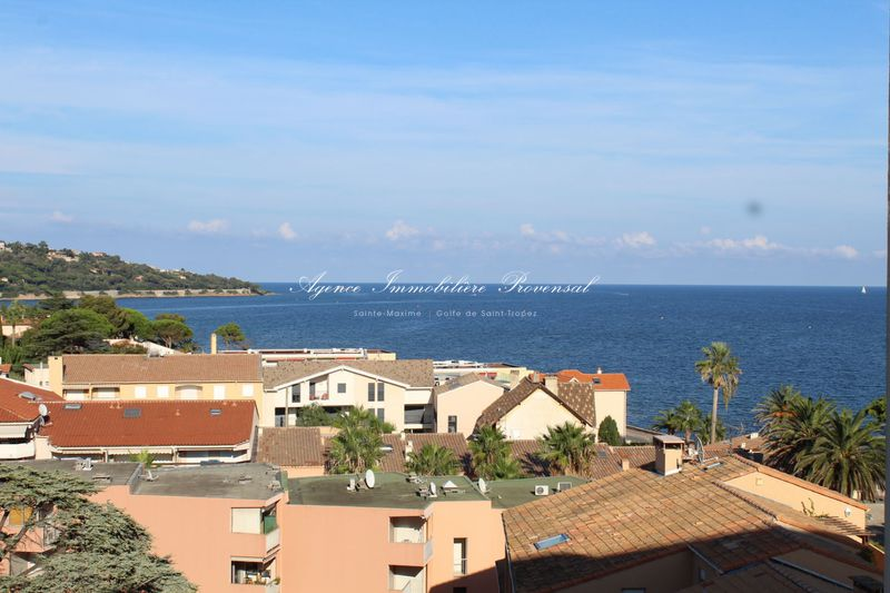 Photo Appartement Sainte-Maxime Centre-ville,   achat appartement  3 pièces   67 m²
