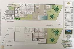 Vente villa vue mer et piscine Sainte-Maxime Plan villa 9.JPG