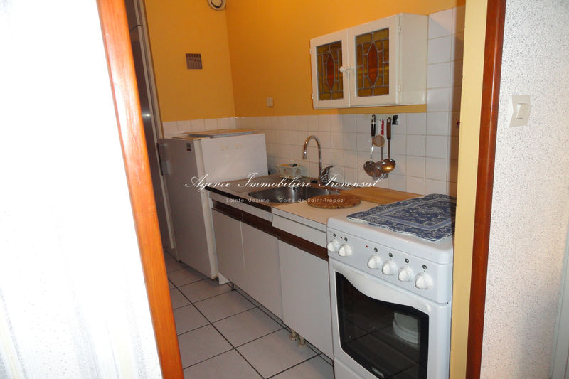 Photo n°4 - Vente appartement Sainte-Maxime 83120 - 126 000 €