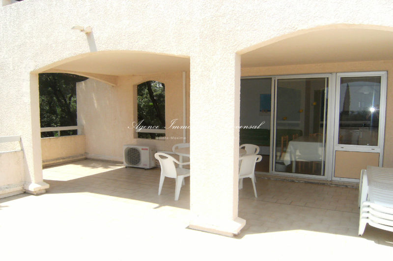 Vente appartement Sainte-Maxime  Apartment Sainte-Maxime Proche plages,   to buy apartment  3 rooms   31 m²