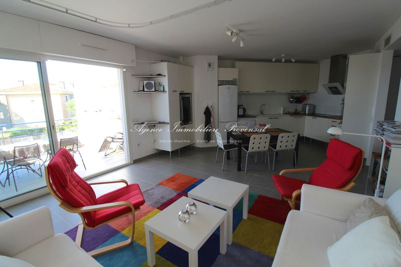 Photo n°5 - Vente appartement Sainte-Maxime 83120 - 540 000 €