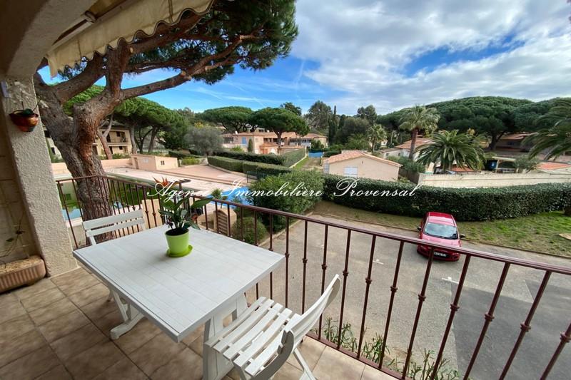 Vente appartement Les Issambres  Appartement Les Issambres Garonnette,   achat appartement  2 pièces   40m²