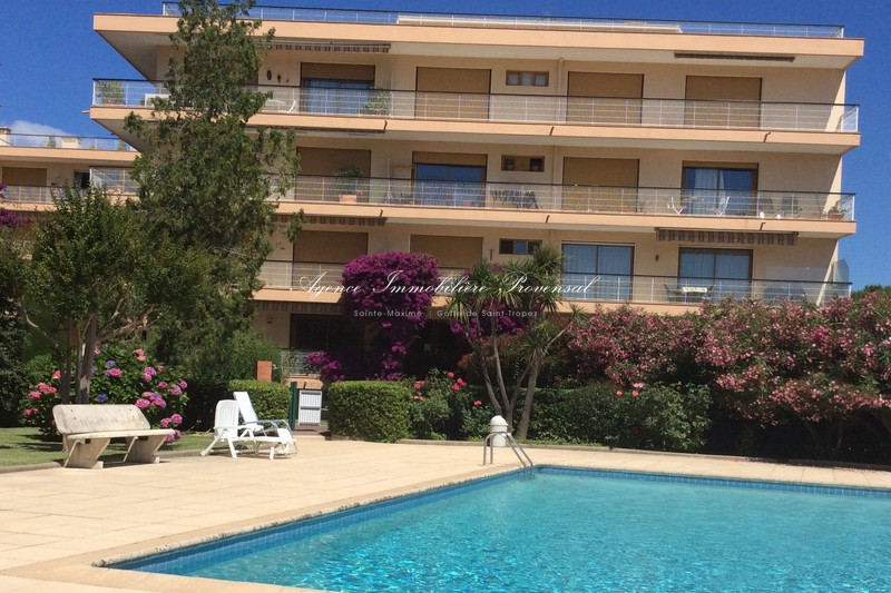 Photo n°1 - Vente appartement Sainte-Maxime 83120 - 446 000 €