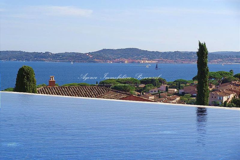Vente villa piscine et vue mer Sainte-Maxime  Villa pool and sea view Sainte-Maxime Proche centre ville,   to buy villa pool and sea view  5 bedroom   250 m²
