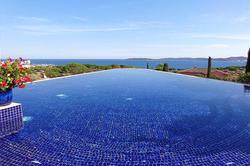 Vente villa piscine et vue mer Sainte-Maxime Dsc07670