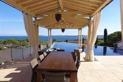 Vente villa piscine et vue mer Sainte-Maxime Dsc07679