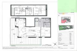 Vente appartement Sainte-Maxime 103 T4 DUPLEX RDC