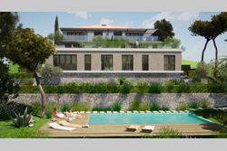 Vente appartement Sainte-Maxime vue de face