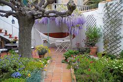 Vente maison de caractère Sainte-Maxime jardin en Avril 2014 035