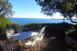 Vente villa Sainte-Maxime vue mer sur l'entrée du Golfe de st-tropez