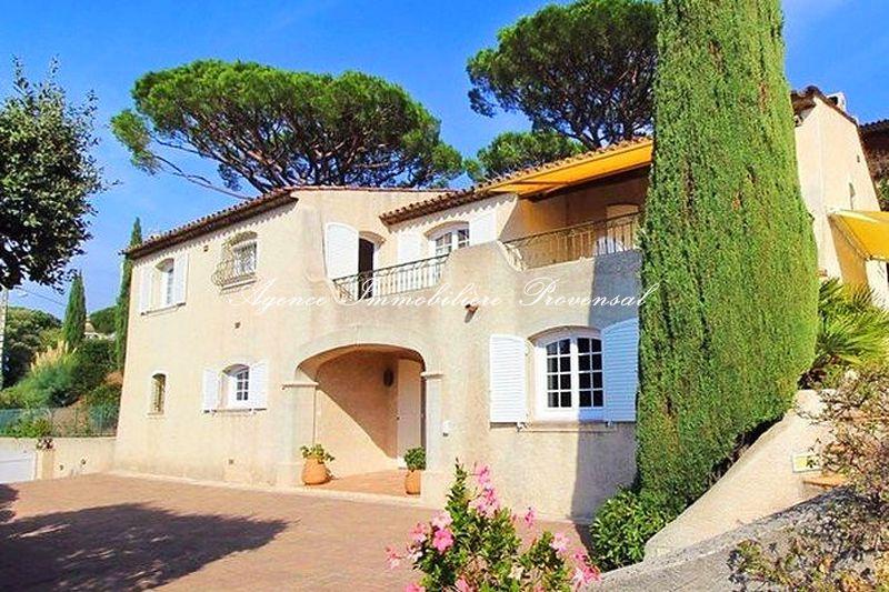 Vente villa provençale Sainte-Maxime  Villa provençale Sainte-Maxime Proche centre ville,   achat villa provençale  4 chambres   180m²