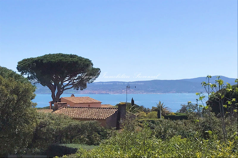 Photo n°1 - Vente Maison villa Sainte-Maxime 83120 - 1 790 000 €