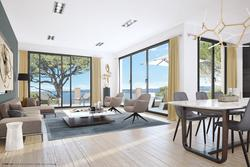 Vente villa Sainte-Maxime perspective interieure