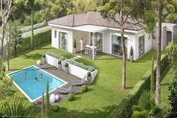 Vente villa Sainte-Maxime perspective Villa
