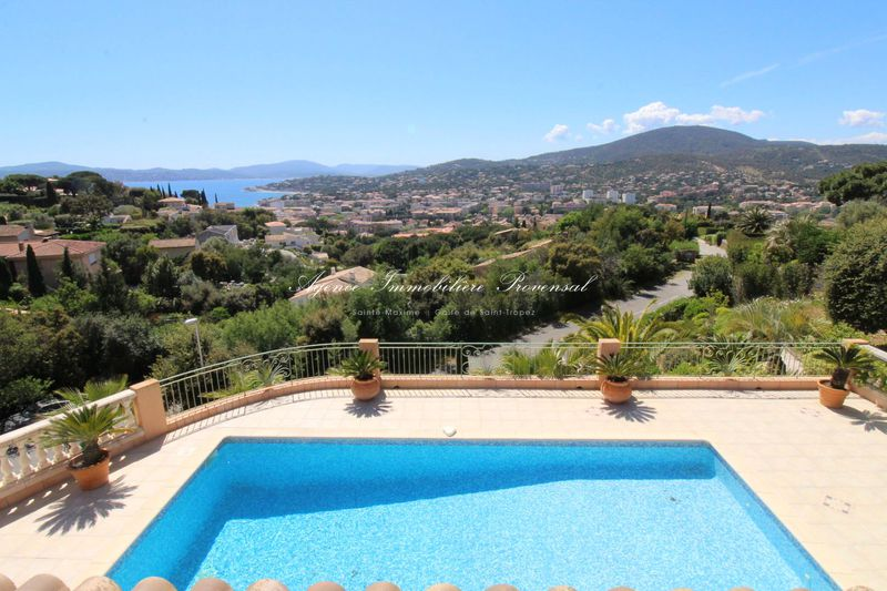 Photo n°1 - Vente Maison villa Sainte-Maxime 83120 - 1 490 000 €