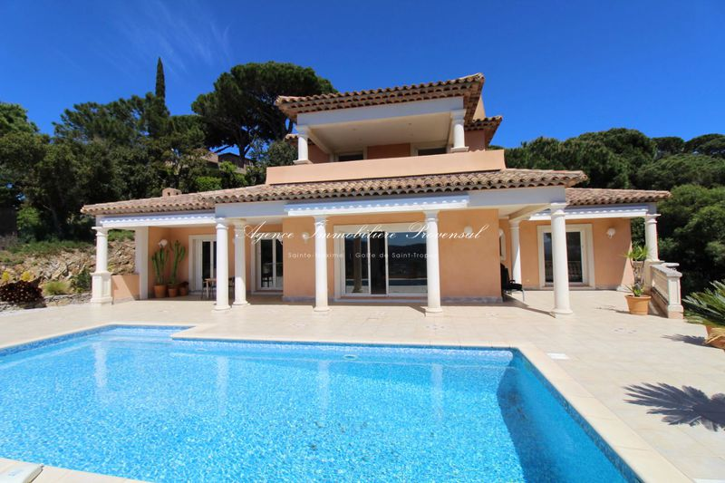 Photo n°2 - Vente Maison villa Sainte-Maxime 83120 - 1 490 000 €
