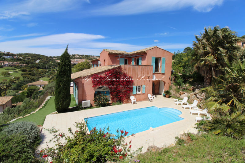 Vente villa Sainte-Maxime  Villa Sainte-Maxime Proche golf 18 trous,   to buy villa  7 bedroom   310 m²