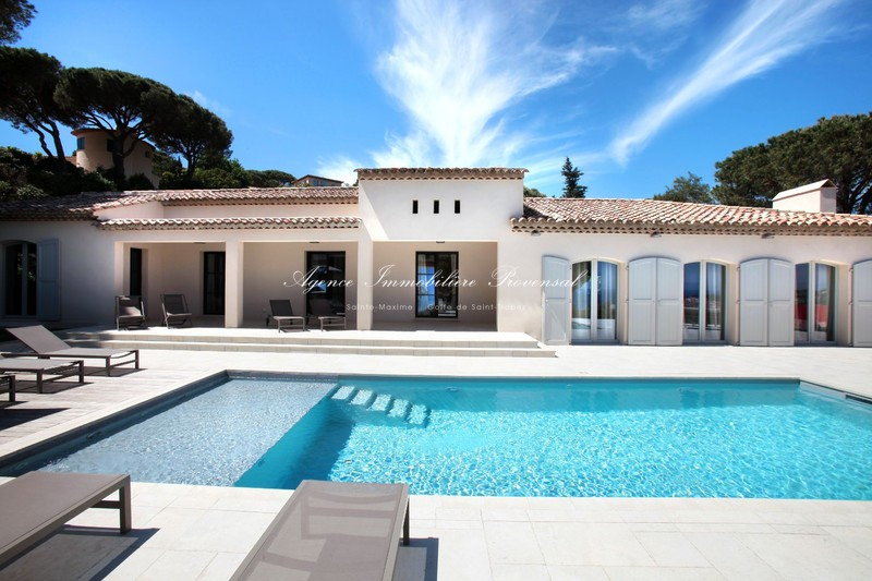 Photo n°2 - Vente Maison villa Sainte-Maxime 83120 - 2 200 000 €