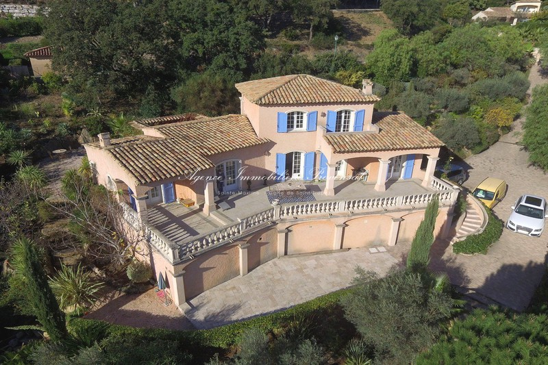 Vente villa Sainte-Maxime  Villa Sainte-Maxime Residentiel,   to buy villa  3 bedroom   140 m²