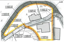 Vente bastide Sainte-Maxime plan avec grange