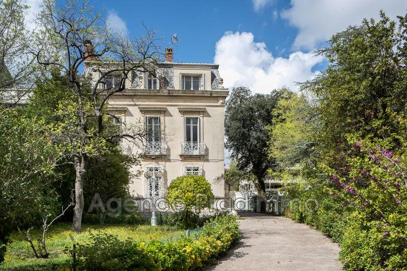 Photo n°1 - Location Maison hôtel particulier Marseille 13008 - 15 000 €