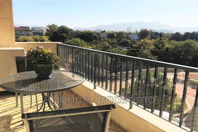 Appartement Marseille Borely,  Location appartement  3 pièces   103m²