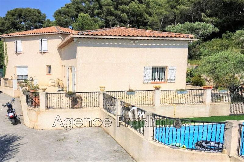 Villa Marseille Chateau gombert,   achat villa  4 chambres   150m²